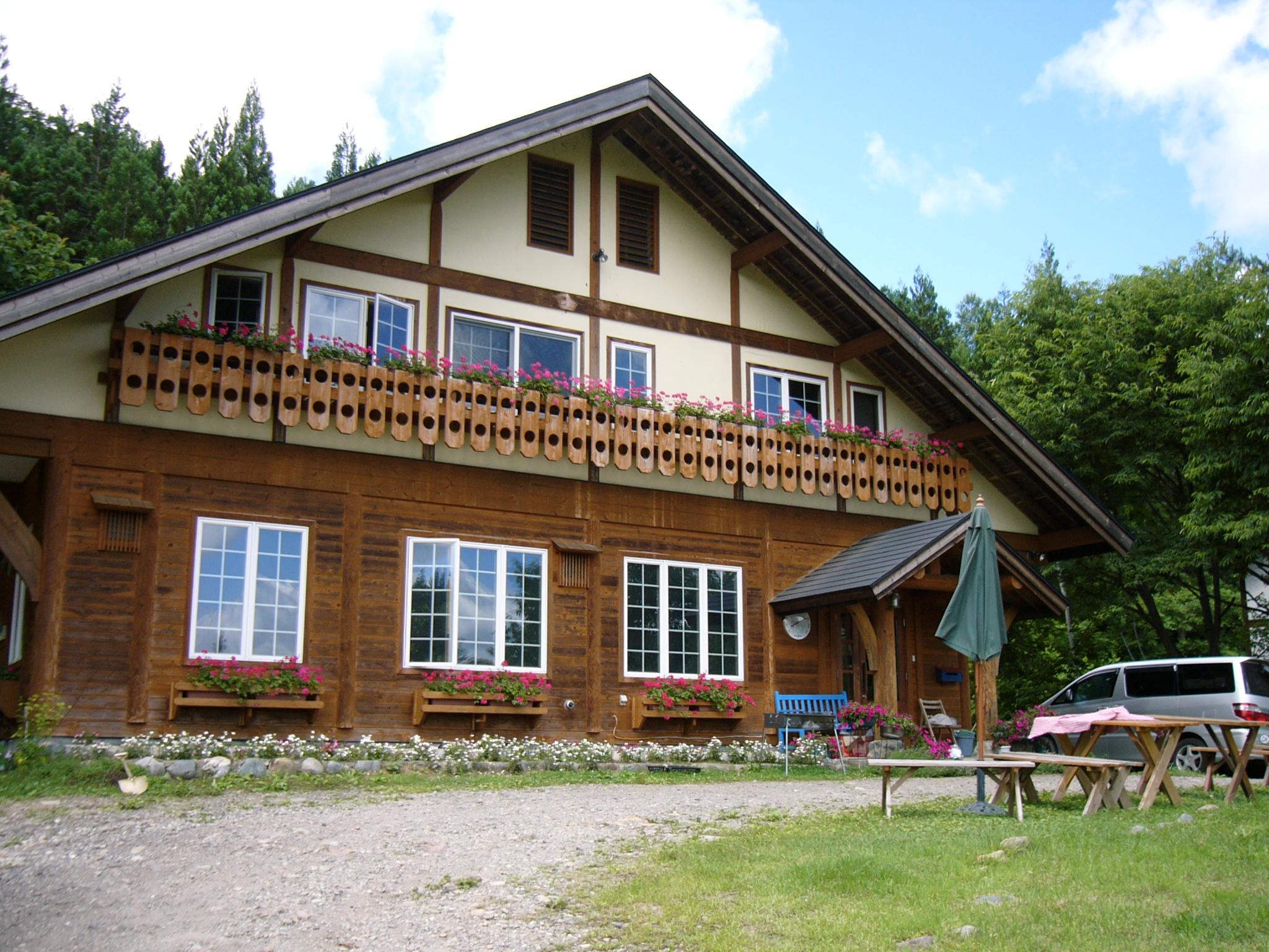 スキー ゲストハウス